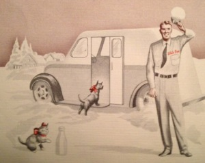 Milkman left image