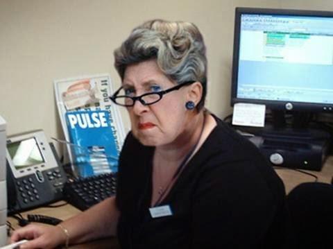 grumpy-receptionist