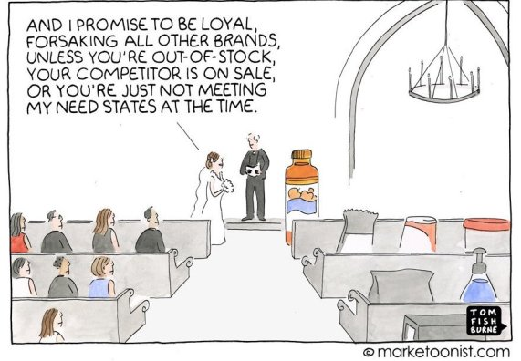 Myth of Customer Loyalty